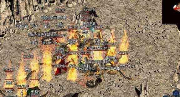 玛法传奇单职业中盛宴之血腥屠戮