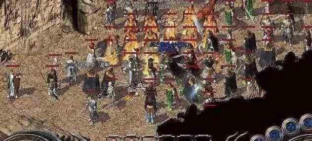 1.76四区•复古传奇的群雄混战玛法,横扫封魔祖玛