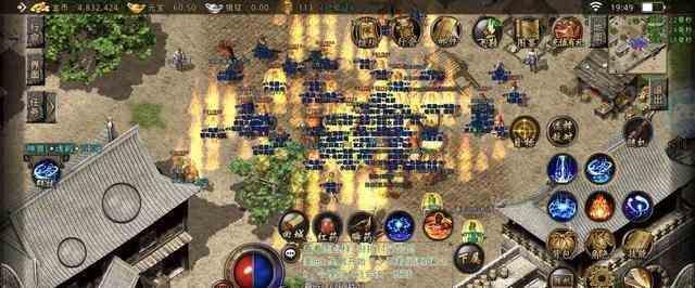 传奇世界私服里游戏达人分享火龙洞穴的攻略