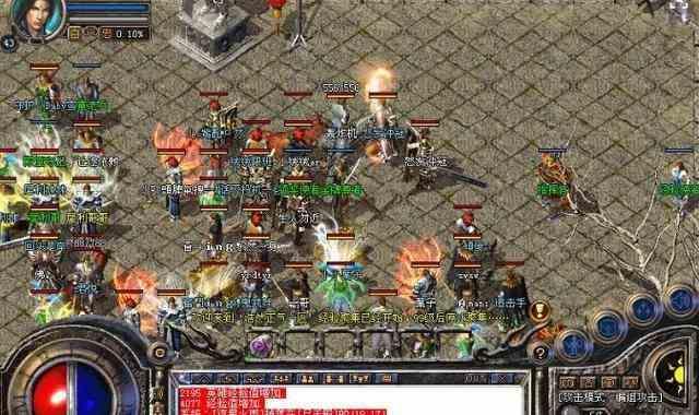 初级超变单职业里战士的玩法和升级技巧分享