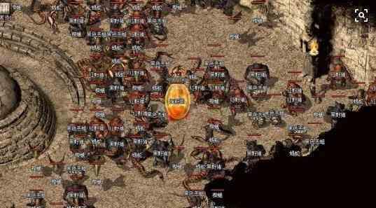 超变传奇中1.76五区金戈铁马,玛法征战