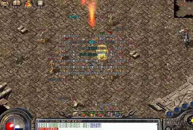 传奇sf网站里游戏虚无溶洞介绍