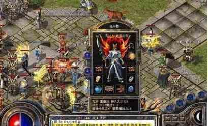 RMB新开传奇手游里玩家攻略