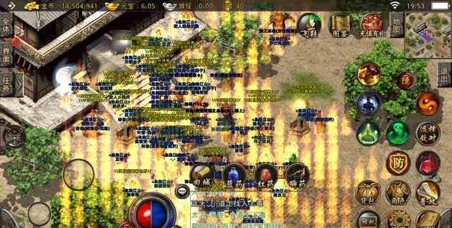 变态传奇sf里浅谈游戏里的最热门地图